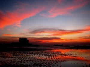 rosy_sunset